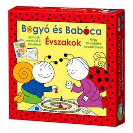 Bogyó és Babóca Évszakok társasjáték  Itt egy ajánlat található, a bővebben gombra kattintva, további információkat talál a termékről.