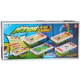 Asztali sportjáték 4 az 1-ben Itt egy ajánlat található, a bővebben gombra kattintva, további információkat talál a termékről.