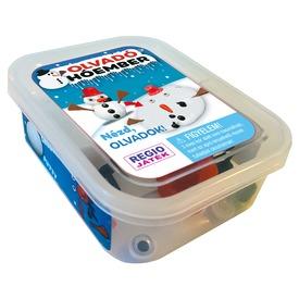 Olvadó hóember figura - intelligens gyurma Itt egy ajánlat található, a bővebben gombra kattintva, további információkat talál a termékről.