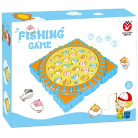Horgász játék - nagy