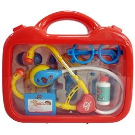 Zenélő doktor készlet táskában Itt egy ajánlat található, a bővebben gombra kattintva, további információkat talál a termékről.