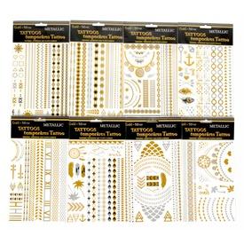 Matrica tetoválás 21x14cm 9 féle Itt egy ajánlat található, a bővebben gombra kattintva, további információkat talál a termékről.