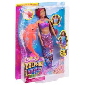 Barbie: Delfin varázs Isla baba - 29 cm