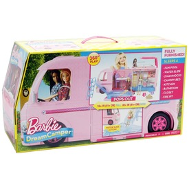Barbie: Álom lakóautó