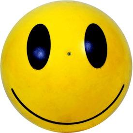Smiley mintás gumilabda - 22 cm Itt egy ajánlat található, a bővebben gombra kattintva, további információkat talál a termékről.