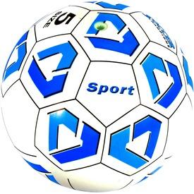 Sport foci mintás gumilabda - 22 cm