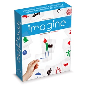 Imagine társasjáték Itt egy ajánlat található, a bővebben gombra kattintva, további információkat talál a termékről.