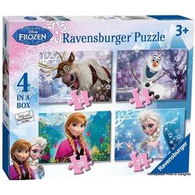 Jégvarázs 4 az 1-ben puzzle