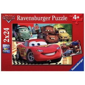 Verdák új kaland 2 x 24 darabos puzzle