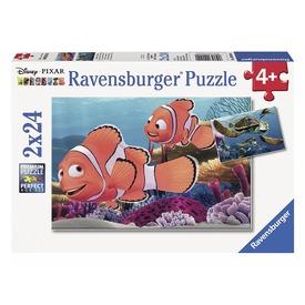 Puzzle 2x24 db - Szenilla nyomában Itt egy ajánlat található, a bővebben gombra kattintva, további információkat talál a termékről.