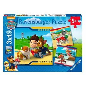 Puzzle 3x49 db - Mancs őrjárat Itt egy ajánlat található, a bővebben gombra kattintva, további információkat talál a termékről.