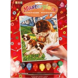 Bernáthegyi kutya számos kifestő Itt egy ajánlat található, a bővebben gombra kattintva, további információkat talál a termékről.