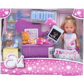 Évi Love baba állatorvos készlet Itt egy ajánlat található, a bővebben gombra kattintva, további információkat talál a termékről.