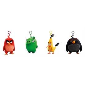 Angry Birds plüss kulcstartó - 9 cm, többféle