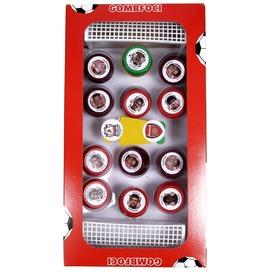 Gombfoci dobozos készlet - többféle Itt egy ajánlat található, a bővebben gombra kattintva, további információkat talál a termékről.