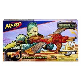 NERF Doomlands Double Dealer szivacslövő fegyver Itt egy ajánlat található, a bővebben gombra kattintva, további információkat talál a termékről.