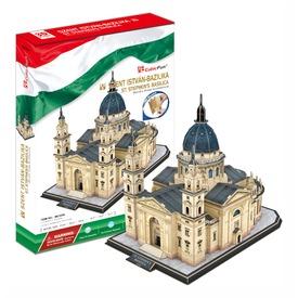 3D-s puzzle St. István Bazilika MC Itt egy ajánlat található, a bővebben gombra kattintva, további információkat talál a termékről.