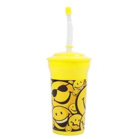 Smiley pohár szívószállal - 700 ml Itt egy ajánlat található, a bővebben gombra kattintva, további információkat talál a termékről.