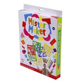 Mister Maker rajzolósablon készlet