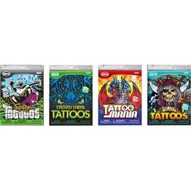 Tetováló készlet fiúknak - többféle Itt egy ajánlat található, a bővebben gombra kattintva, további információkat talál a termékről.
