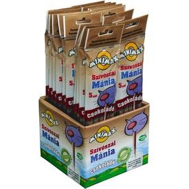 Minimax szívószál mánia - csokoládé Itt egy ajánlat található, a bővebben gombra kattintva, további információkat talál a termékről.