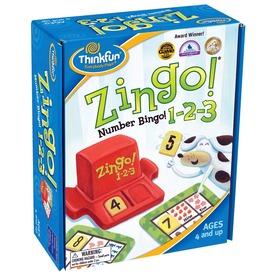 Zingo 1-2-3 társasjáték Itt egy ajánlat található, a bővebben gombra kattintva, további információkat talál a termékről.