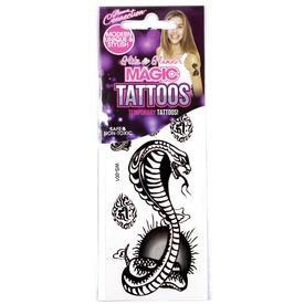 Horror tetováló matrica - többféle Itt egy ajánlat található, a bővebben gombra kattintva, további információkat talál a termékről.