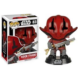 Star Wars Sidon Ithano bólogató figura - 16 cm Itt egy ajánlat található, a bővebben gombra kattintva, további információkat talál a termékről.