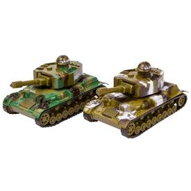Tank fénnyel és hanggal - 12 cm Itt egy ajánlat található, a bővebben gombra kattintva, további információkat talál a termékről.