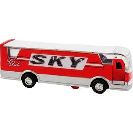Sky busz fénnyel - 11 cm, többféle