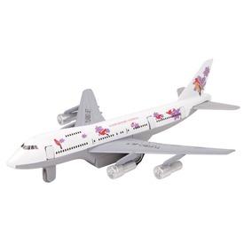 Turbo Jet fém repülőgép - 18 cm, többféle