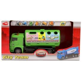 City Team teherautó - többféle
