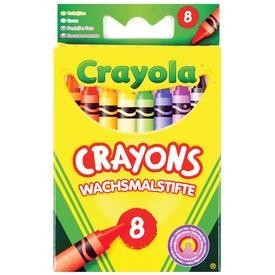 Crayola: 8 darabos zsírkréta Itt egy ajánlat található, a bővebben gombra kattintva, további információkat talál a termékről.