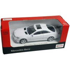Mercedes-Benz CL63 AMG fém autómodell - 1:43, többféle