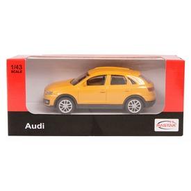 Audi Q3 fém autómodell - 1:43, többféle Itt egy ajánlat található, a bővebben gombra kattintva, további információkat talál a termékről.