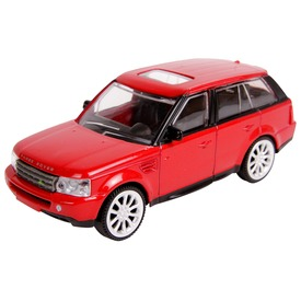 Land Rover fém autómodell - 1:43, többféle