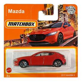 Matchbox 1 darabos kisautó - többféle
