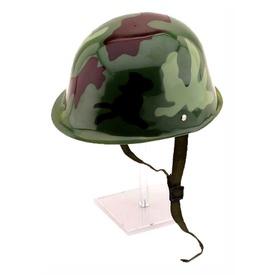 Katonai rohamsisak - terepszínű