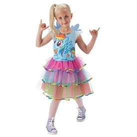 Én kicsi pónim: Rainbow Dash jelmez - 5-6 éves Itt egy ajánlat található, a bővebben gombra kattintva, további információkat talál a termékről.