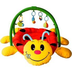 Bébi játszószőnyeg, katicás Itt egy ajánlat található, a bővebben gombra kattintva, további információkat talál a termékről.