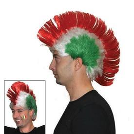 Punk paróka - piros-fehér-zöld Itt egy ajánlat található, a bővebben gombra kattintva, további információkat talál a termékről.