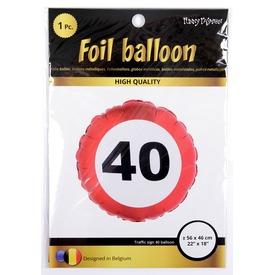 Fólia lufi 40. születésnapra Itt egy ajánlat található, a bővebben gombra kattintva, további információkat talál a termékről.