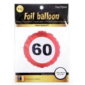 Fólia lufi 60. születésnapra Itt egy ajánlat található, a bővebben gombra kattintva, további információkat talál a termékről.