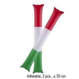 Szurkolói rúd 2 darabos készlet - piros-fehér-zöld Itt egy ajánlat található, a bővebben gombra kattintva, további információkat talál a termékről.