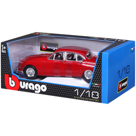 Bburago 1 /18 - Jaguar Mark II (1959)