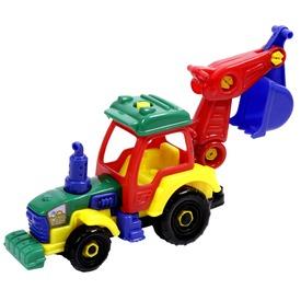 Szerelhető markolós traktor - 25 cm Itt egy ajánlat található, a bővebben gombra kattintva, további információkat talál a termékről.
