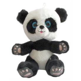 Panda plüssfigura - 15 cm