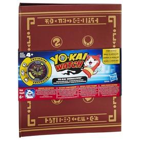 Yo-Kai Watch medál gyűjtőfüzet Itt egy ajánlat található, a bővebben gombra kattintva, további információkat talál a termékről.