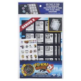 Yo-Kai Watch medál gyűjtőlap készlet Itt egy ajánlat található, a bővebben gombra kattintva, további információkat talál a termékről.