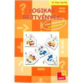 Logikai rejtvények - többféle Itt egy ajánlat található, a bővebben gombra kattintva, további információkat talál a termékről.